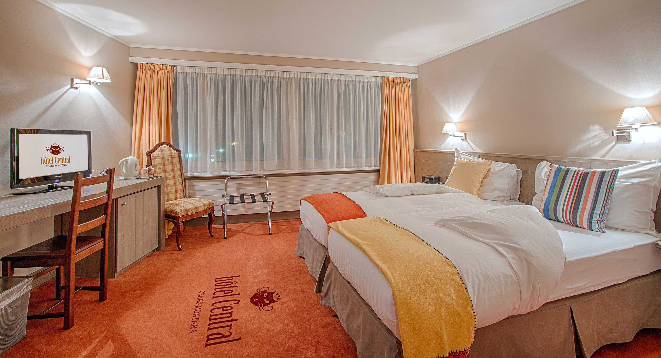 Hotel Central Crans Montana